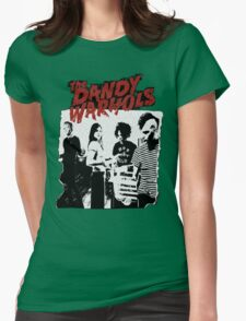 The Dandy Warhols T-Shirt Womens Fitted T-Shirt