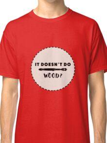 sonic screwdriver Classic T-Shirt