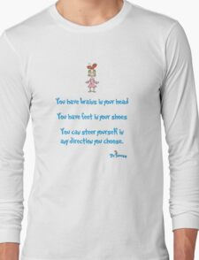 Yo have brains Long Sleeve T-Shirt