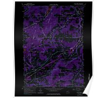 New York NY Black Creek 137111 1964 24000 Inverted Poster
