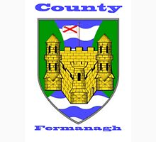 County Fermanagh  Coat of Arms Unisex T-Shirt