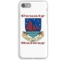 County Galway Coat of Arms iPhone Case/Skin