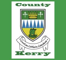 County Kerry Coat of Arms One Piece - Short Sleeve