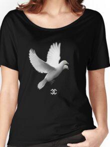 Hucci Bird Women's Relaxed Fit T-Shirt