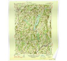New York NY Cossayuna 137723 1946 31680 Poster