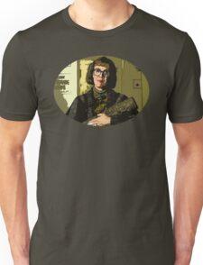 The Log lady Unisex T-Shirt