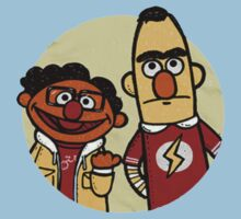 Big Bang Theory Muppets PARADOX Sheldon Copper Kids Tee