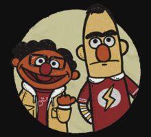 Big Bang Theory Muppets PARADOX Sheldon Copper One Piece - Short Sleeve