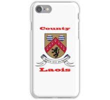County Laois Coat of Arms iPhone Case/Skin