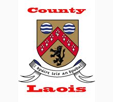 County Laois Coat of Arms Unisex T-Shirt