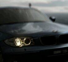 BMW 120i Sticker