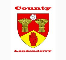 County Londonderry Coat of Arms Unisex T-Shirt