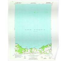 New York NY Texas 139978 1955 24000 Poster