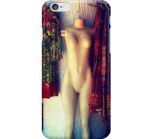 mannequin series iPhone Case/Skin