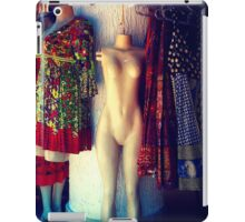 mannequin series iPad Case/Skin