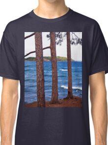 Lake Superior Landscape Classic T-Shirt