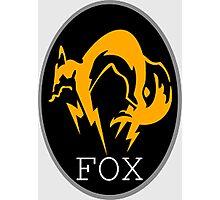 FOX MGS Photographic Print