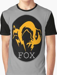 FOX MGS Graphic T-Shirt