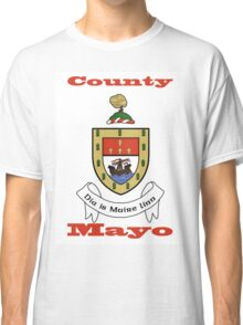County Mayo Coat of Arms Classic T-Shirt