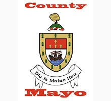 County Mayo Coat of Arms Unisex T-Shirt