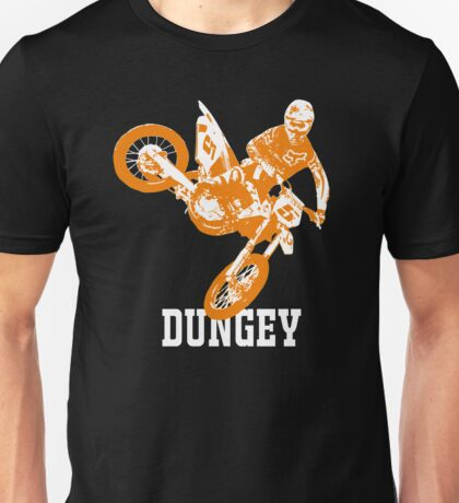 ryan dungey 5 orange Unisex T-Shirt