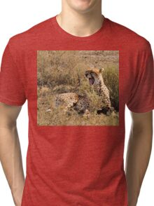 """Yarn"" Tri-blend T-Shirt"