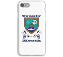County Meath Coat of Arms iPhone Case/Skin