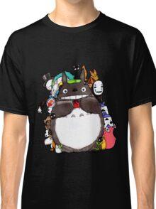 Mix Totoro Classic T-Shirt