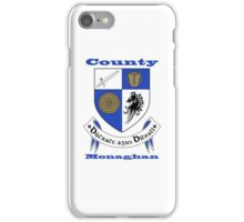 County Monaghan Coat of Arms iPhone Case/Skin