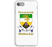 County Offaly Coat of Arms iPhone Case/Skin