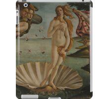 Botticelli  - The birth of Venus 1483 - 1485 Woman Portrait Fashion iPad Case/Skin