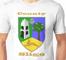 County Sligo Coat of Arms Unisex T-Shirt