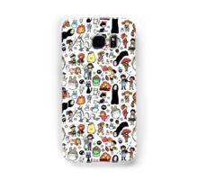 Background Totoro Samsung Galaxy Case/Skin