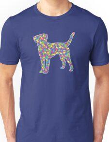 Labrador Retriever, Easter Jellybean Unisex T-Shirt