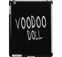 Voodoo Doll. iPad Case/Skin