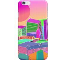 bubblegum utopia  iPhone Case/Skin