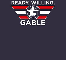 Ready. Willing. GABLE. T-Shirt