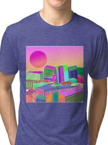 bubblegum utopia  Tri-blend T-Shirt