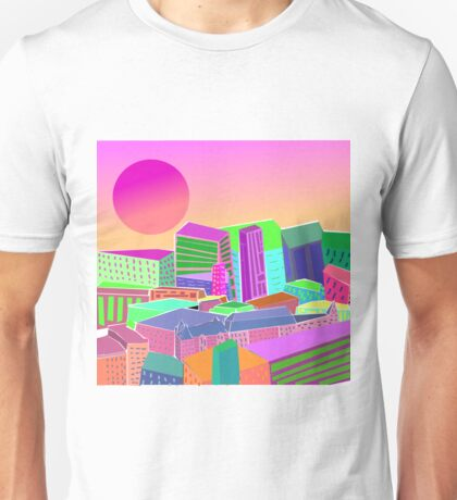 bubblegum utopia  Unisex T-Shirt