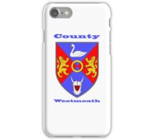 County Westmeath  Coat of Arms iPhone Case/Skin