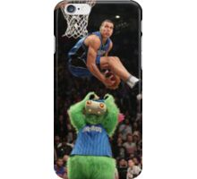 Aaron Gordon Slam Dunk Contest 2016 iPhone Case/Skin