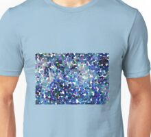 Small Blue Pollen Unisex T-Shirt
