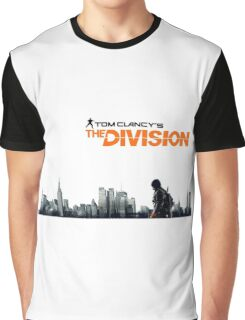 Tom Clancy's The division Graphic T-Shirt