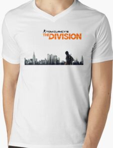 Tom Clancy's The division Mens V-Neck T-Shirt