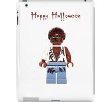 Happy Halloween Lego Warewolf iPad Case/Skin