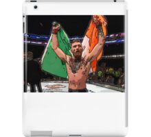 FAN ART - Conor McGregor UFC Champ iPad Case/Skin