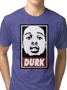 Lil Durk Tri-blend T-Shirt