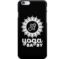 Yoga Baby iPhone Case/Skin