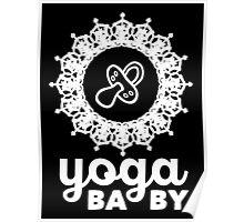Yoga Baby Poster