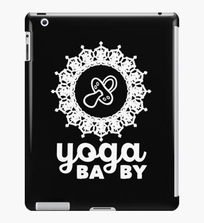 Yoga Baby iPad Case/Skin